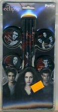 Robert Pattinson Kristen Stewart - The Twilight Saga ECLIPSE - SCHOOL SET 8 El.
