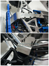 1/10 E-REVO SUMMIT REVO 3.3 Steel Armor Front Rear Skid Plate Chassis Protector