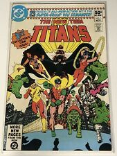 THE NEW TEEN TITANS #1 DC COMIC BOOK 1ST APPEARANCE OF RAVAGER GRANT WILSON