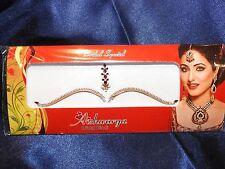 Bindi Indian Bollywood Ladies Accessories Dots Tattoo Bridal Forehead Sticker A3