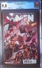 Extraordinary X-Men (2015) #17 CGC 9.8