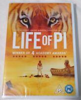 DVD - *New & Sealed* Life Of Pi 2013 DVD Region 2 PAL UK