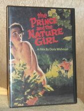 Prince And The Nature Girl (DVD, 2009) NEW a Doris Wishman film Sandra Sinclair
