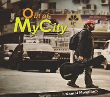 KAMAL MUSALLAM, OUT OF MY CITY, UAE 10 TRACK CD ALBUM FROM 2008, (MINT)