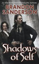 Mistborn #5: Shadows of Self by Brandon Sanderson (2016, Mass Market Paperback)