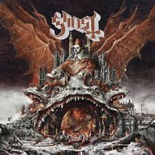 Ghost CD NEW Ghost: Prequelle Digi-pack 10 TRACKS NOW SHIPPING!