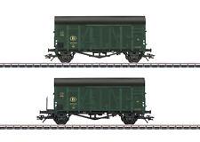 "Märklin 48832 Ensemble de Wagons de Marchandises "" Opole "" la Sncb 2 Pièces #"