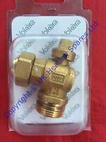 Vokera Sabre 24 & 28 Boiler Heating Cock Isolation Valve 1789 R1789