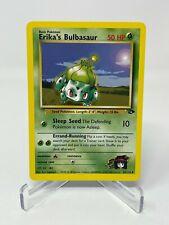 Pokémon Gym Challenge Erika's Bulbasaur 39/132 Regular LP