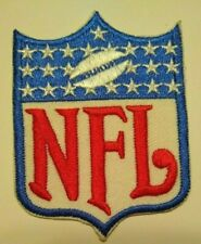 """National Football League NFL Embroidered PATCH~3"""" x 2 1/8""""~Iron Sew~Ships FREE"""