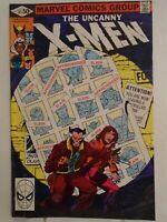 Uncanny X-Men #141, FN+ 6.5, Days of Future Past Part 1, Wolverine