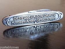 Austro Daimler No.55 Wiener Neustadt Taschenmesser Oesterreichische Motor knife