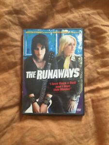 The Runaways DVD   Music Biography Drama