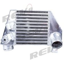 Rev9 02-05 Jetta Golf 1.8T MK4 Aluminum Bolt On Side Mount Intercooler 350HP IC
