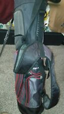 Top Flite 4 Slot Golf Stand Bag 5 Pockets Like New