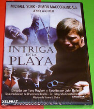 INTRIGA EN LA PLAYA / THE RIDDLE OF THE SANDS -English español -DVD R2- Precinta