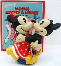 """""""TOPOLINO ANTICO"""" Schylling Toy Retro collection DANCING MICKEY & MINNIE wind-up"""