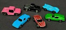 Vintage Early Dinky Tootsie Metal DieCast Metal Car Lot (6) Corvette Lamborghini