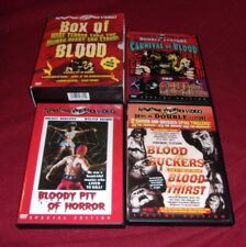 Bloody Pit of Horror/Carnival of Blood/Curse of Headless Horseman/Suckers/Thirst