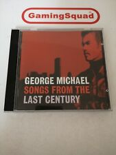 George Michael, Songs from the Last Century CD, Supplied by Gaming Squad