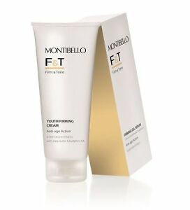 Youth Firming Cream Anti Age ActioN Body Fitness 200ML Montibello ProfesionaL