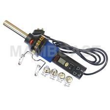 Pro 220V 450W 450 Degree LCD Adjustable Electronic Heat Hot Air Gun Tweezer