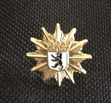 Berlin Police Lapel Pin