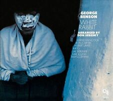 GEORGE BENSON (GUITAR) - WHITE RABBIT [DIGIPAK] (NEW CD)