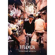 Toshinobu Kubota PHOTO Book  JAPAN 2012 RARE very good