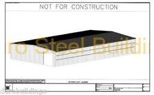 DuroBEAM Steel Rigid Frame Detail Custom Desigin Metal I-Beam Building Drawings