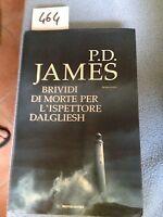 brividi di morte per l'ispettore dalgliesh di p.d. james