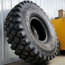 """Michelin XZL 53"""" 16.00 R20 HEMTT M977 4X4 Dakar Service Truck Tires, NOS Surplus"""
