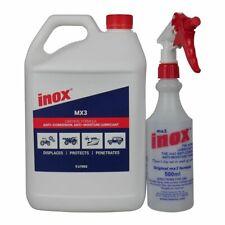 Inox MX3 Super Lubricant 5LT (Free Bottle)