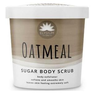 Elysium Spa Oatmeal Sugar Body Scrub 200g