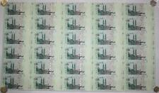 (PL) RM 5 UNCUT 30 IN 1 UNC AA 0170120-0199120 NICE NUMBER WITH TUBE FOLDER