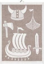 Ekelund Birka Viking Scandinavian Kitchen Towel, NEW