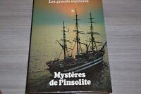Les grands mystères / Mystères de l'insolite  / Ref F4