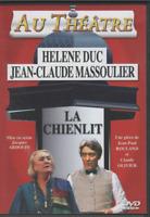Au Theatre Ce Soir Dvd La Chienlit Jacques Ardouin Helene Duc J.C. Massoulier