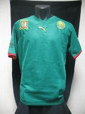 maillot shirt  CAMEROUN 2009-2010  trikot  foot jersey camiseta maglia