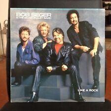 33 TOURS / LP ALBUM--BOB SEGER & THE SILVER BULLET BAND--LIKE A ROCK