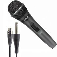 Mikrophon MP-15 Studiomikrofon mit 3m Kabel Dynamisches Mikrofon SDMP15