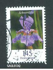 German Postage - Schertlilie 145 Deutschland Stamp - Germany