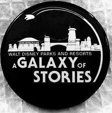Disney D23 WDI Star Wars Galaxy's Edge Galaxy of Stories Button Pin opens 2019