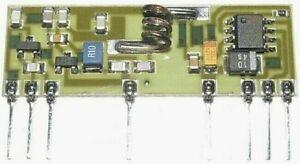 433,92 MHz MODULO AUREL 433.92MHz BC-NB RICEVITORE RADIOFREQUENZA