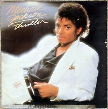 33t Michael Jackson - Thriller - 1982 - England
