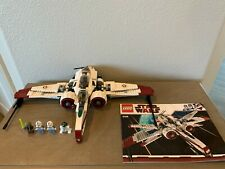 ARC-170 Starfighter (8088) Authentic Lego Star Wars - 100% & Instructions