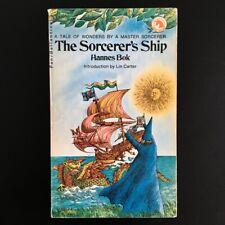 Hannes Bok - The Sorcerers Ship - Ballantine Books - 1969