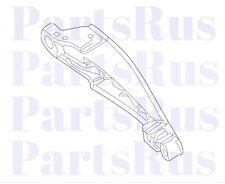 Genuine Smart Fortwo Rear Wiper Arm 4538240800