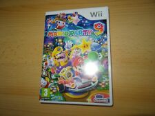 MARIO PARTY 9 - NINTENDO WII  NEW  NOT SEALED UK PAL VERSION
