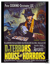 DR. TERROR'S HOUSE OF HORRORS LOBBY CARD POSTER OS 1965 PETER CUSHING